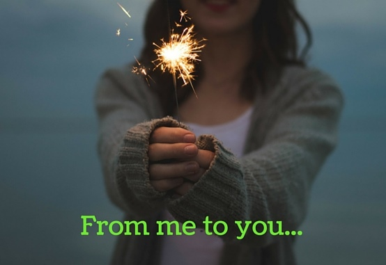 3 - from me to you